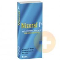 Nizoral Shampoo 1% 100ml