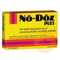 No Doz Plus Tablets 24