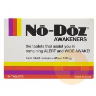 No Doz Awakener Tablets 24