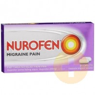 Nurofen Migraine Pain Caplets 24