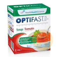 Optifast Weightloss Tomato Soup Powder 8 x 54g