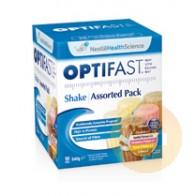 Optifast Weightloss Assorted Milkshake 10x54g Sachets