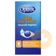 Optrex Sore Eyes Eye Drops 10ml