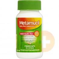 Metamucil Fibrecaps 100 Capsules