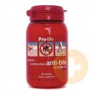 Pro-life Anti-Bite Vitamin B1 Tablets 60