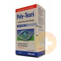 Poly-Tears Dry Eye Drops 15ml
