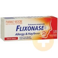 Flixonase 24 Hour Nasal Spray - 120 Dose