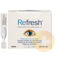 Refresh Eye Drops 10 x 0.4ml