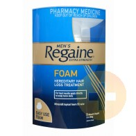 Regaine Extra Strength Foam 3 Month Pack