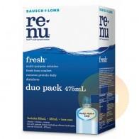 Bausch & Lomb ReNu Fresh Contact Solution Duo Pack