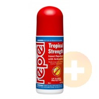 Repel Tropical Strength Roll On 60ml