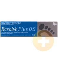 Resolve Plus 0.5 Soothing Anti-Fungal Cream 30gm