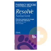 Resolve Solution 2% 25ml