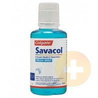 Savacol Fresh Mint Mouth & Throat Rinse 300ml