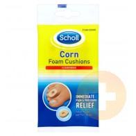 Scholl Corn Foam Cushions