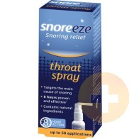 Snoreeze Throat Spray 23.5ml
