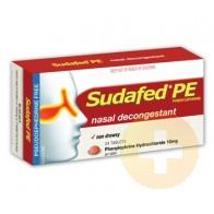 Sudafed PE Nasal Decongestant 24