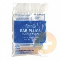 Surgi Pack Hush A Foam Ear Plugs 1 Pair