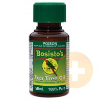 Bosistos Botanicals Tea Tree Oil 50ml