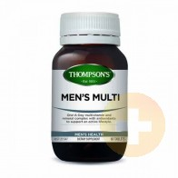 Thompsons Mens Multi Tablets 60
