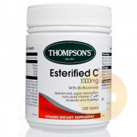 Thompsons Ester C 1000mg 200s