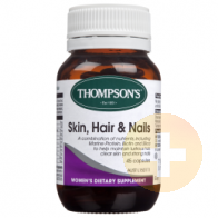 Thompsons Skin, Hair and Nail capsules 45