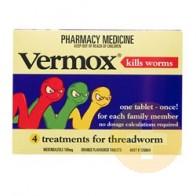 Vermox Tablets 4