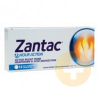 Zantac Relief Tablets 150mg 14